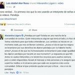 Luis te la batearon bien fea y todo por PENDEJO 😂 https://t.co/S4vBVM1C8h