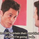 College summed up in four parks and rec quotes https://t.co/V67lVVOok2