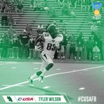 Congratulations to @MeanGreenFBs Tyler Wilson, #CUSAFB Special Teams Player of the Week for Sept. 26! 🏅 https://t.co/6PEYoTQWYd