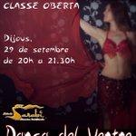 #Dijous, 29 de #setembre, #Classe oberta #DansaDelVentre #DansaOriental a #LaDrecera #Guinardó #Barcelona #Gratis https://t.co/y8S37jtjT0 https://t.co/QW9dO86XcJ