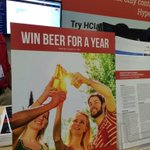 If you love #containers & beer. Then the HyperGrid booth is a must-stop. Stop by at booth 2024 #msignite #ignite2016 https://t.co/k6xRIDSSOU