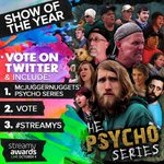 Following Juggies who vote for the Psycho Series for Show of the Year. #streamys (RT) 200 votes a day! Vote here: https://t.co/pMA1rna9GD https://t.co/JvvXf8Y8qb