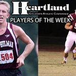 Congratulations to Matt Hill (Cross Country) and Matt Murray (Football Special Teams)... HCAC Players of the Week! https://t.co/MOwCxCWt4R https://t.co/xhAHLSPrXx
