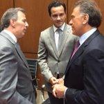 Muy importante para Veracruz la reunión de hoy con el Secretario de Hacienda, José Antonio Meade. https://t.co/5x87mDpPeW