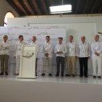 #FirmaDeLaPaz ¡Felicidades Colombia por este histórico acuerdo! Acompañamos la firma en Cartagena junto a @CorteIDH https://t.co/b4Wegqm3yX