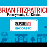 .@NFIB is proud to endorse @BrianFitzUSA for election in Pennsylvania: https://t.co/AvIBJg608x #smallbizvoter https://t.co/tpJ9P8dtaO