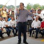Este lunes inauguré el Puente Zapotito-Mata Verde en el municipio de Úrsulo Galván. #Veracruz https://t.co/AngP6eJkJt