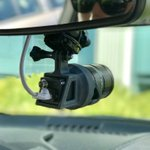 One of our three Point Grey cameras in our @udacity self-driving car (taken on a 7 Plus). https://t.co/yCwKskUY9i