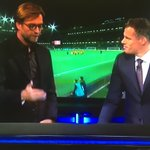 Find a man that gazes at you the way Jamie Carragher gazes at Jurgen Klopp. #MNF https://t.co/SMrTU1qCE3