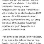 Heres Labours new shadow city minister Jonathan Reynolds on Corbyns PM potential #lab16 https://t.co/jQM6ymjvVJ