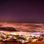 Good evening from Ehden 🇱🇧 #LEBANON #لبنان Photo by Charbel Chedraoui https://t.co/TB5TTj0Bbp