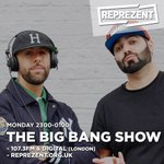 We live @ReprezentRadio 107.3 fm with me and @iAMJHART 11pm -1am. 1 love to everyone listening !! #hiphop #london https://t.co/EsJNzFV4iT