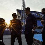 GALLERY: Meeting the Maksimir. A familiar sight for some... 😉 #DZGJuve #UCL #FinoAllaFine https://t.co/JzSUMAI88X