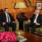 Looks like a good meeting between @saadhariri and @sleimanfrangieh on the #Lebanese presidency! https://t.co/IJaTooIJPY