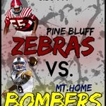 @FootballBombers Northeast Arkansas vs. Southeast Arkansas!!!!! Check it out live at https://t.co/pE7FiBs94P … https://t.co/oUzNaZ0VO0