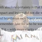 .@CPress_17 on #JoseFernandez https://t.co/NuhOVBRYjw https://t.co/4axYlOSnmS