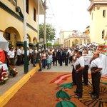 En la Plaza de Armas de Tumbes, se realizó la ceremonia central por el 39º aniversario de las Fuerzas Armadas. https://t.co/hZog9tZQgl https://t.co/geDtZnym48