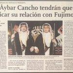Los hnos Aybar, intermediarios en la venta de armas a las FARC, eran amigos de la infancia de Alberto Fujimori https://t.co/l5Kmt1Jz0a