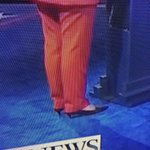 6 inch heels, she walked in the Debate like nobodys business https://t.co/hVJ5cWUldf