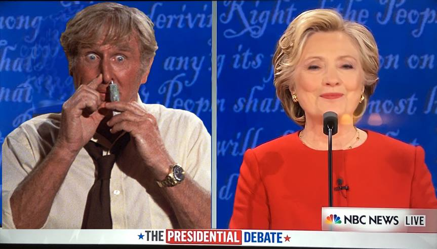 Best FB #DebateNight meme courtesy of Amanda Gailey.   #Debates2016 #PresidentialDebate #cbsnreax https://t.co/sKHJtZXGGf