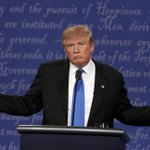 #トランプ氏 「日本防衛の余裕ない」、#クリントン氏「米国は日韓との相互防衛協定を順守」#米大統領選 #TV討論会 (討論会のライブ中継はこちら https://t.co/wAsYSgvnLm) https://t.co/6xJ8NZAeFd