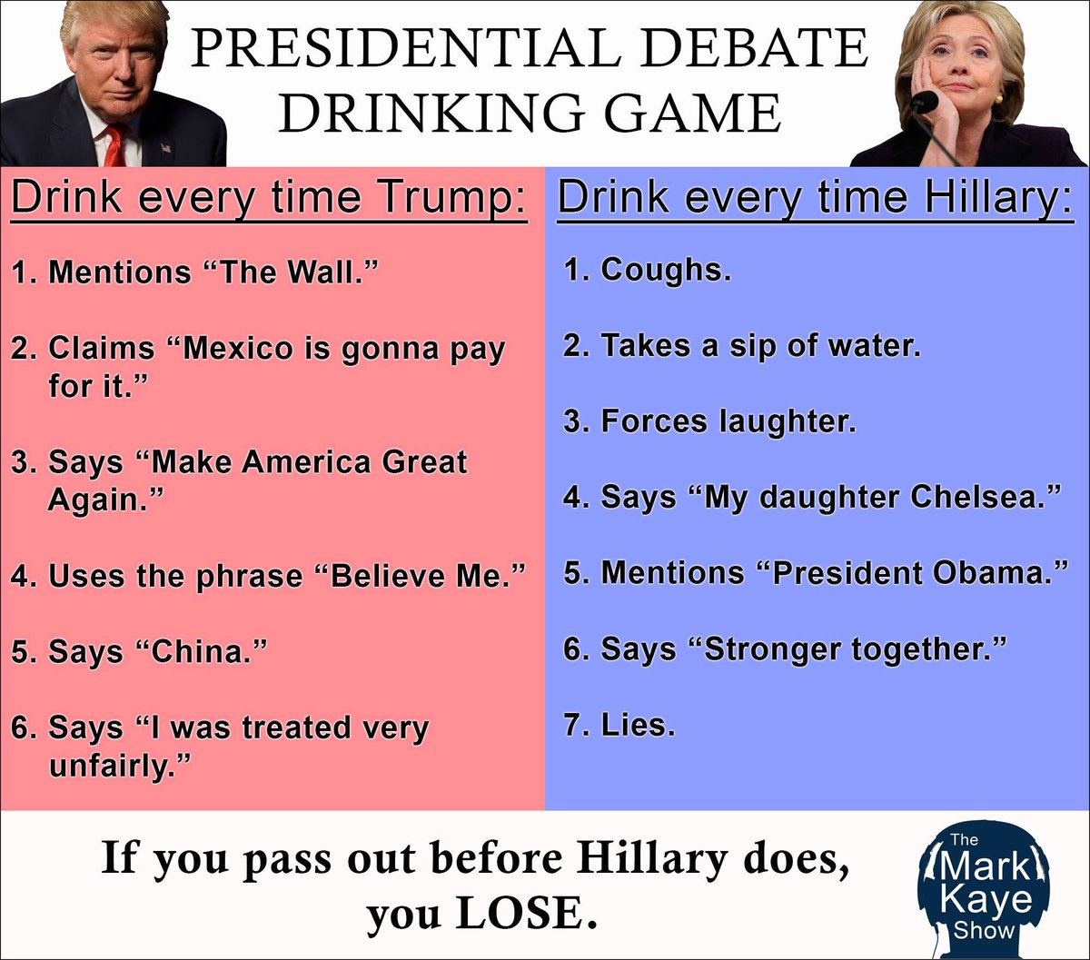 Fun drinking game for tonight that I saw on FB today. I pray for your livers. https://t.co/piLYo8E5iG