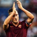Parabéns, Totti! #Totti40 https://t.co/p3enjpjb63