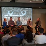 What a way to kick off day 1 @hootsuite #hootbreakfast #Sydney https://t.co/Di8UW0SYna