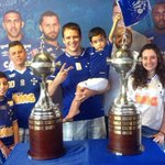 Reduto Azul reúne centenas de cruzeirenses em Vitória-ES. https://t.co/tGdDGtXlad https://t.co/yl2Bao5Ya1