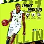 "Terry ""TJ"" Maston 🔥💥 #StraightBuckets #ALLINBU https://t.co/9wJUAjs5aj"