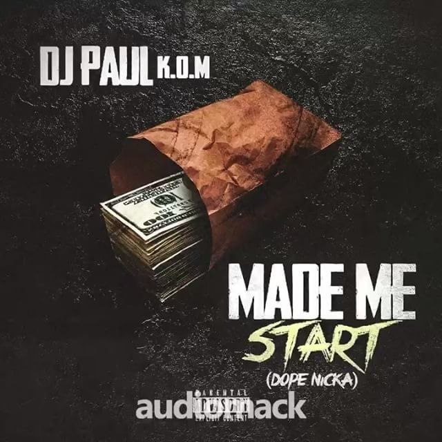 DJPAULKOM : This My New Single f