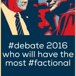 Fact checking tonights #debate? Call out the #factional! fiction thats stated like fact! https://t.co/ONQb1FjUSF