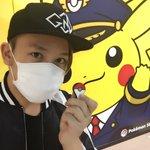 ポケモンGO日本代表 バリヤード捕まえに ロンドンに行ってくるでござるっ。 捕まえるまで帰りません! #ポケモンGO #PokemonGo #KINGLYMASK https://t.co/KVPRnRy1Gi