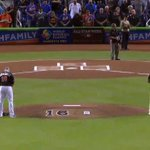 The @Marlins held a special ceremony in honor of #JoseFernandez prior to Mondays game at Marlins Park. #JDF16 https://t.co/1OPMrYyrEJ