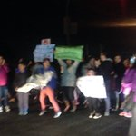 Manifestacion Ruta 160 via @la_social_es @CEBioBio https://t.co/i2zzgfkz20