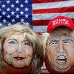 #米大統領選 の #TV討論会 の模様をライブ中継でお伝えしています。ロイターサイトのこちらのページでどうぞ https://t.co/wAsYSgvnLm #クリントン #トランプ https://t.co/buVLYt4gSl