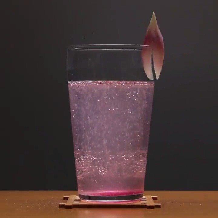 test ツイッターメディア - 鮮やかなピンク色!さわやかミョウガエール #tastyjapan https://t.co/XFah6w6xgD