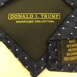 """all the jobs are going to China & Mexico"" including making @realDonaldTrump's clothing line #debatenight https://t.co/plvqHbsx2F"