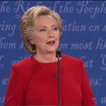 "Hillary Clinton calls Donald Trumps tax plan, ""Trumped-up trickle down"" https://t.co/4zNX8JlqbF #Debates2016 https://t.co/bUD1LazVSn"