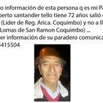Persona extraviada en #LaSerena  @eldia_cl https://t.co/LwSRHLcocm