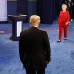 スライドショー:#クリントン、#トランプ 両候補が #TV討論会 で初の直接対決 #米大統領選 https://t.co/8wJukqcfh3 https://t.co/sbPaeT5I6r