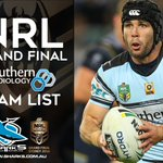 Here it is! See the Sharks team named for this Sundays #NRLGF 📹 https://t.co/nf8CIdp2XG #WhyNotUs https://t.co/h6Hxn20ex5