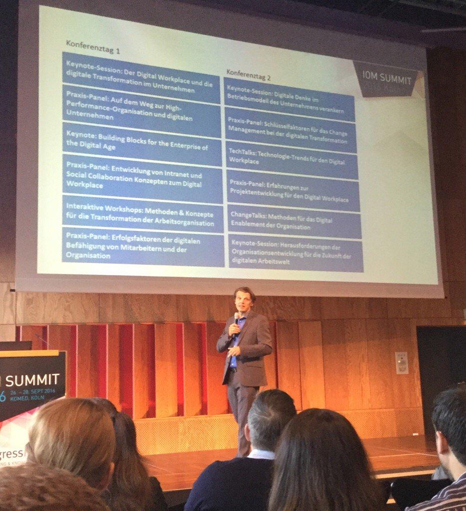 Peter Gei�ler (@PeterGeissler1): #ioms16 Agenda f�r die n�c ...