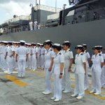 3 Japanese naval ships arrived at the port in Mombasa on Monday with 750 officers, boosting Tourism in Mombasa https://t.co/vj8hPOvXQz https://t.co/0cy7g9MiRk