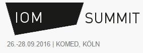 netmedianer GmbH (@netmedianer): Heute geht die #ioms16 Kon ...