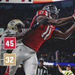 Falcons get the W in New Orleans! #ATLvsNO https://t.co/ZH0cIqf4wK