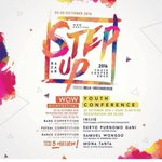 Ikuti Lomba BAND, DANCE dan FUTSAL se-Surabaya – STEP UP!!   3 – 22 Oktober 2016   Info: Mela 081233250000 https://t.co/HTnzAour8t