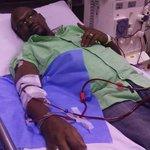 Help Frank get a kidney. Started dialysis today Alhamdulilah @FranklinNdosi    https://t.co/HC8C1V0eAq https://t.co/pm4RlseJZj