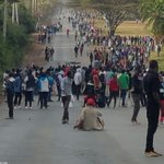 09:03 Multi Media University students are on a rampage following the ~more ⇢ https://t.co/W1bUo0dtsL https://t.co/xWrUbY6ltX via @benardkib_