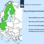 NL staat in Europese innovatietop als innovatieleider #NLInnovatief @RVO_Nederland - https://t.co/EoIXTC5vMA https://t.co/w6C6Znqom3